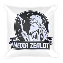 Zealot Square Pillow