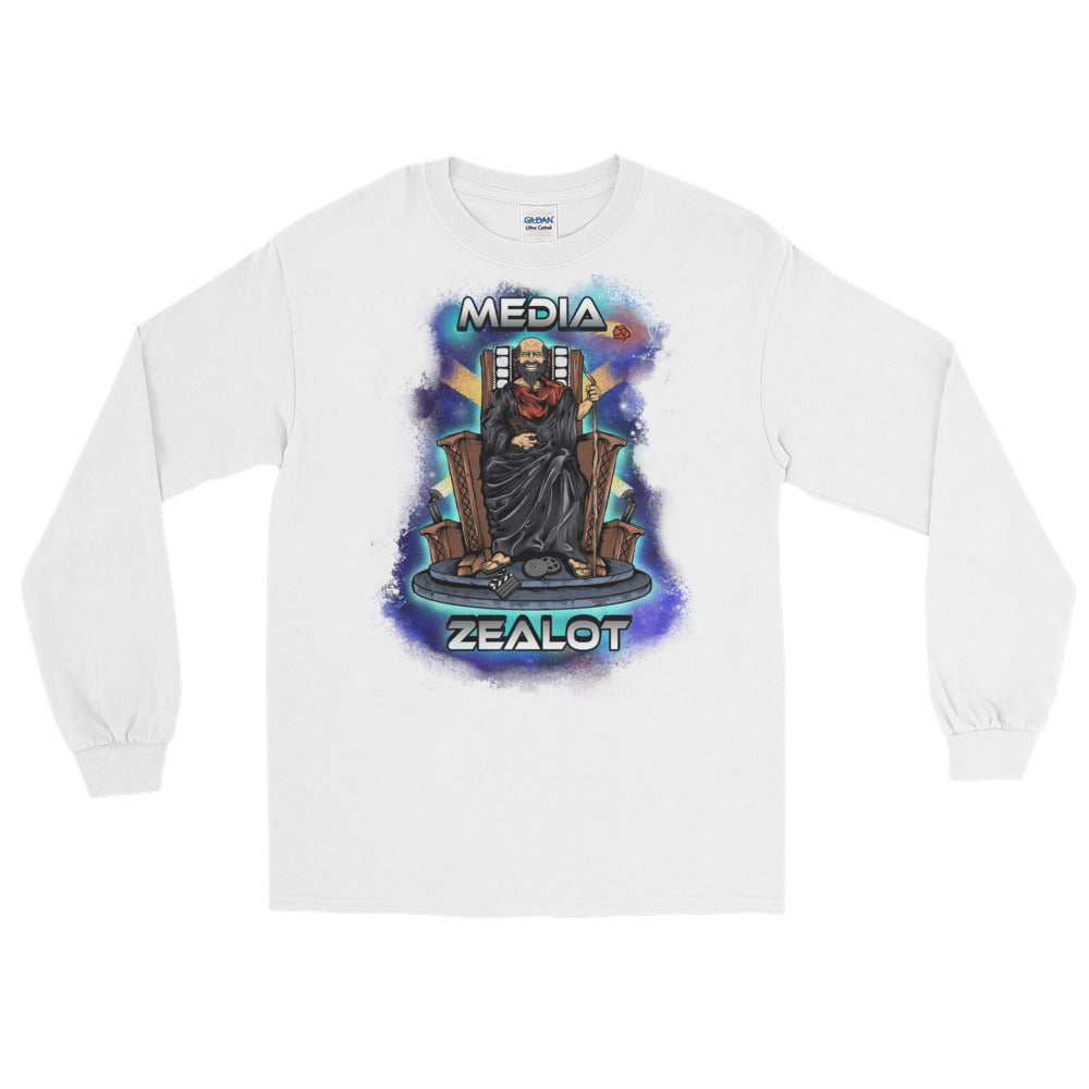 Space Throne Long Sleeve T-Shirt