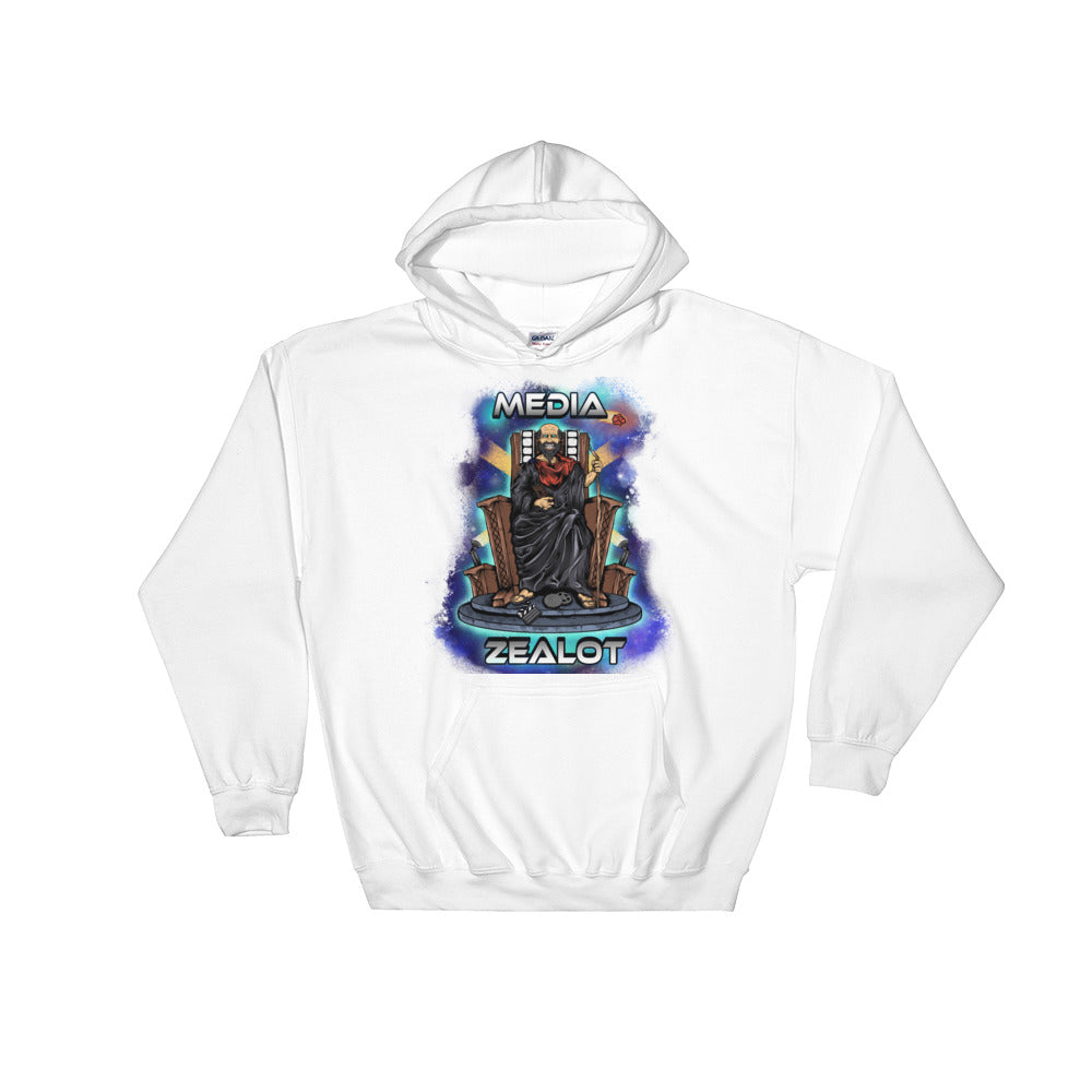 Space Throne Hooded Sweatshirt