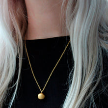 Bubble Necklace Gold