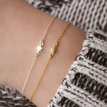 Mini Star Bracelet Gold