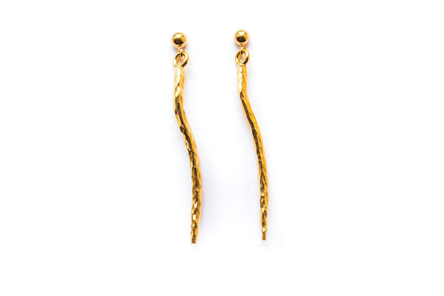 Khea Earrings Gold