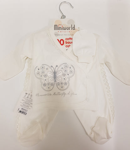 BABY STARTER PACK BUTTERFLY - PASHA BABY STORE