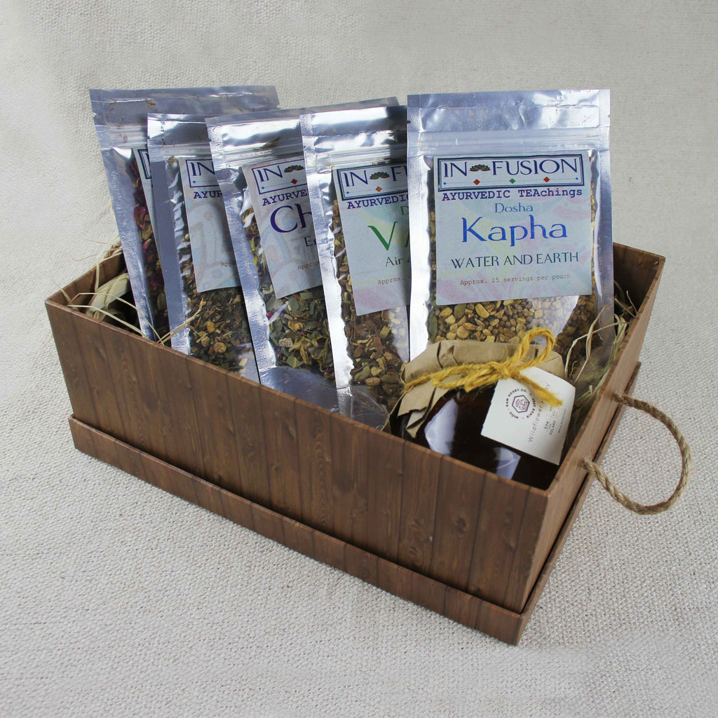 Ayurvedic Tea Hamper (M)