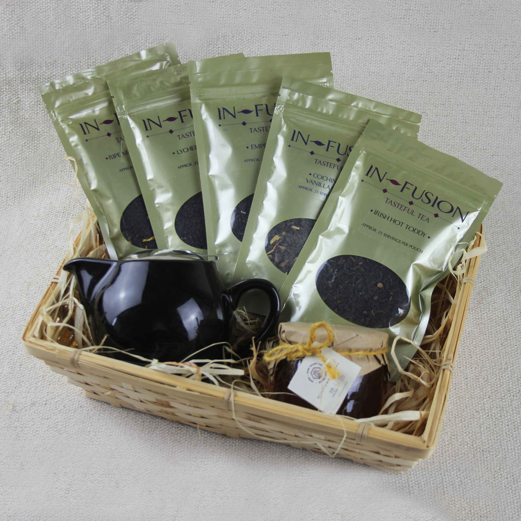 Black Tea Hamper (L)