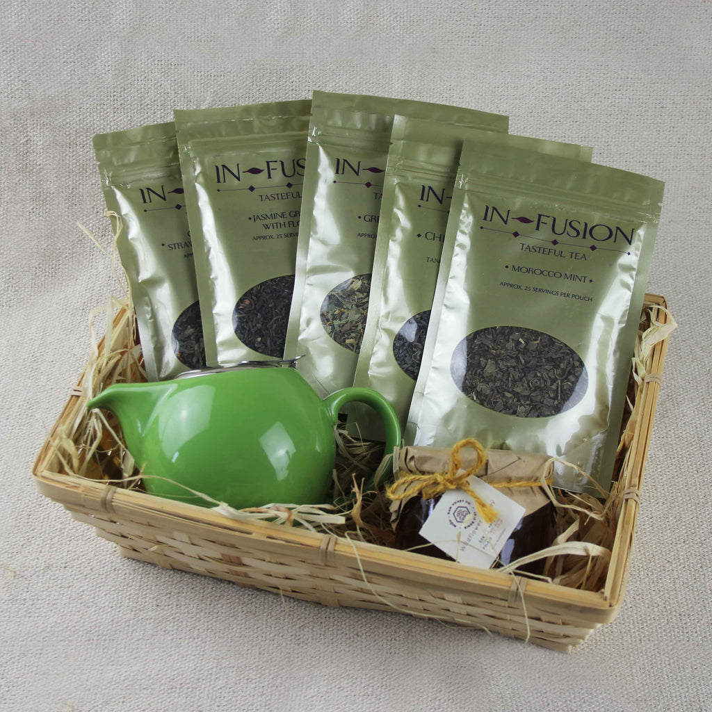 Green Tea Hamper (L)