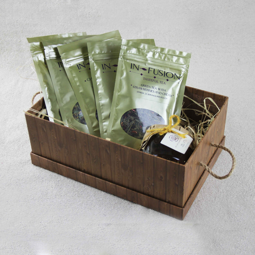 Green Tea Hamper (M)