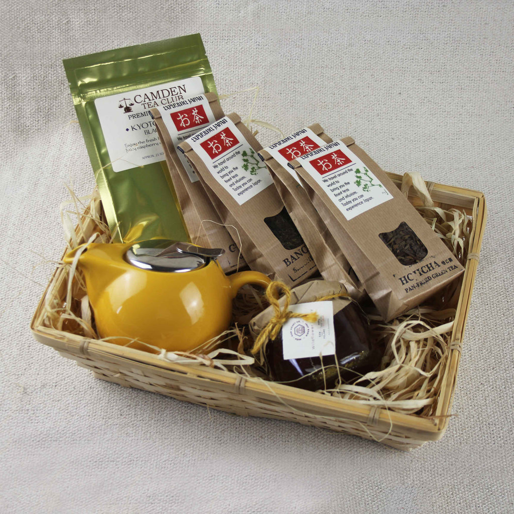 Japanese Tea Hamper (L)