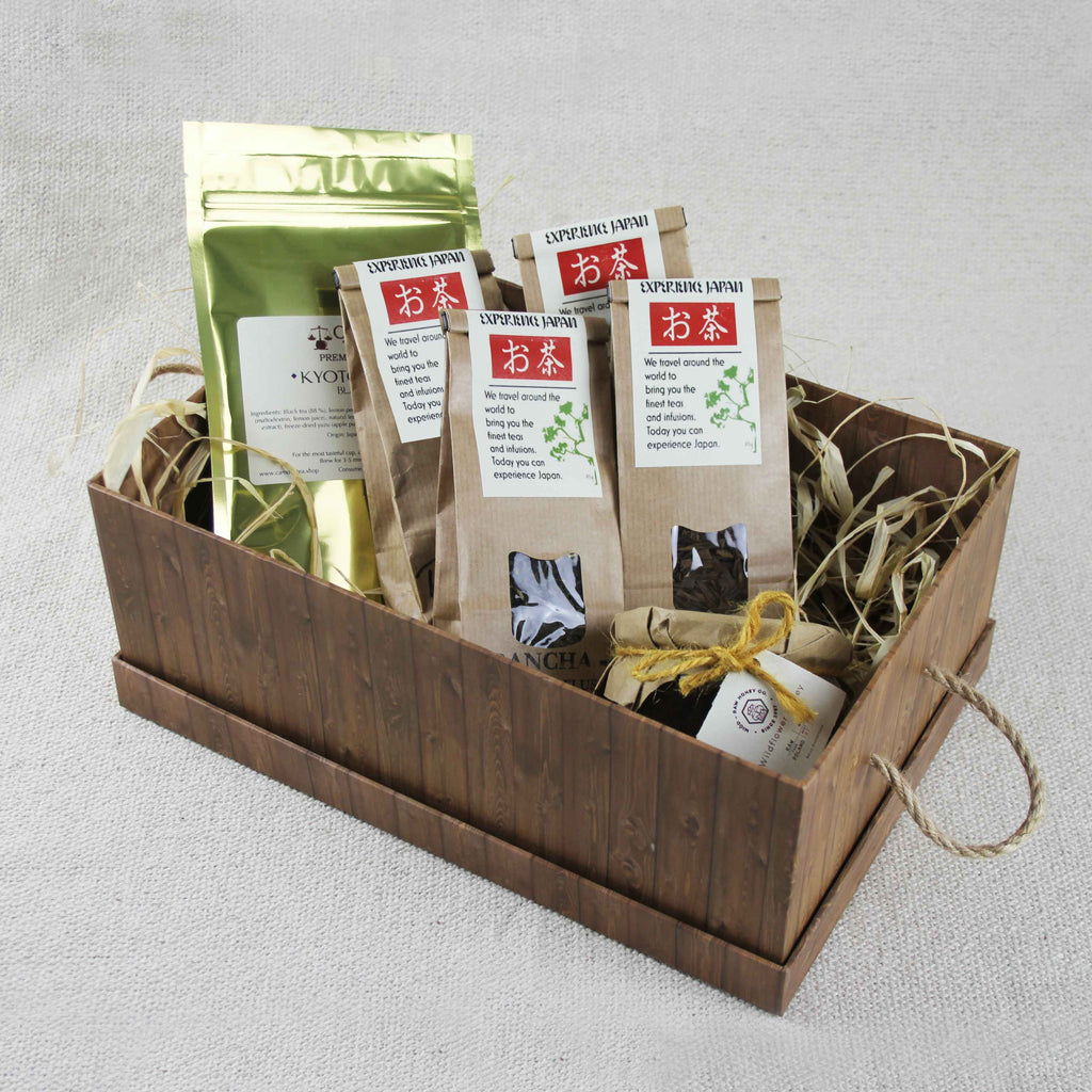 Japanese Tea Hamper (M)