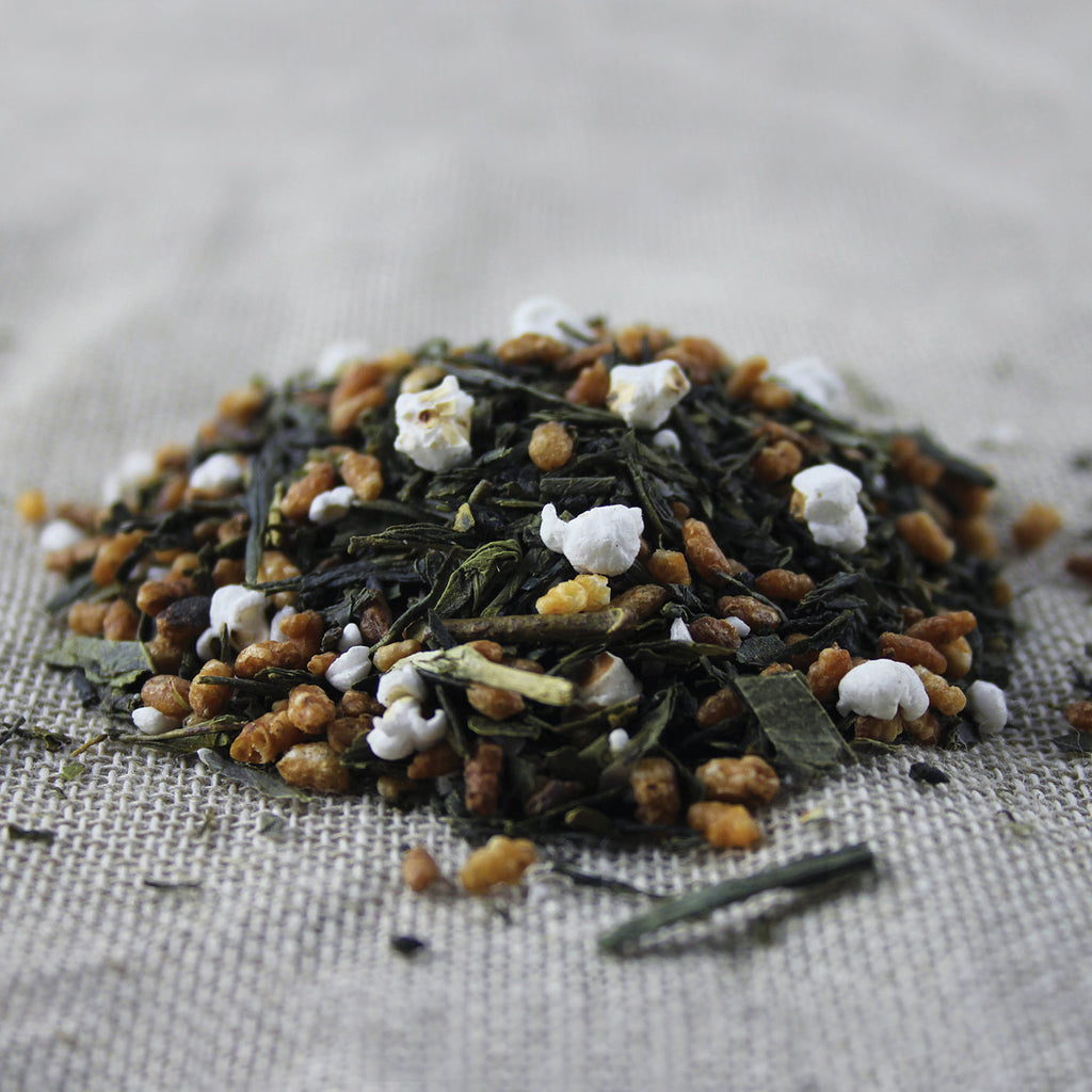 Genmaicha - Japanese Breakfast Tea