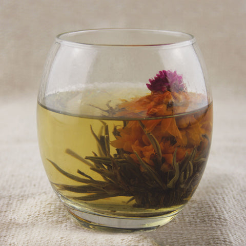 Magical Flowering Tea