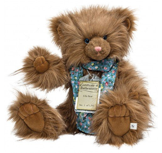 Ella - Silver Tag Bear - Gifts~From~Dawn