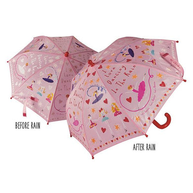 Colour Changing Umbrella Ballerina- NEW - Gifts~From~Dawn