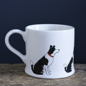 Border Collie Mug - Gifts~From~Dawn