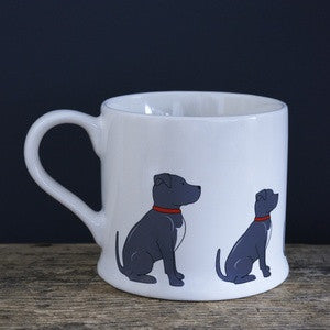 Staffie Mug - Gifts~From~Dawn