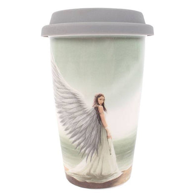 Anne Stokes Spirit Guide Travel Mug - Gifts~From~Dawn