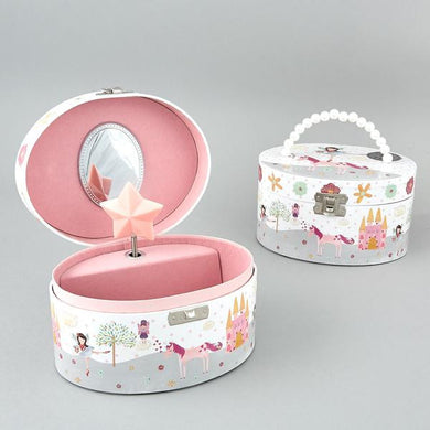 Musical Jewellery Box - Unicorn Fairies - Gifts~From~Dawn