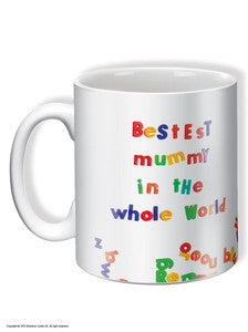 Bestest Mommy Mug - Gifts~From~Dawn