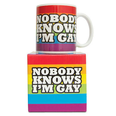 Nobody Knows Mug - Gifts~From~Dawn