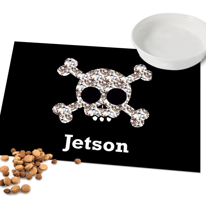 Personalised Halloween Pets Placemat - Gifts~From~Dawn