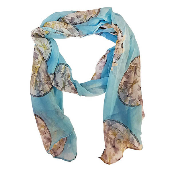 Dragonfly Print Scarf - Gifts~From~Dawn