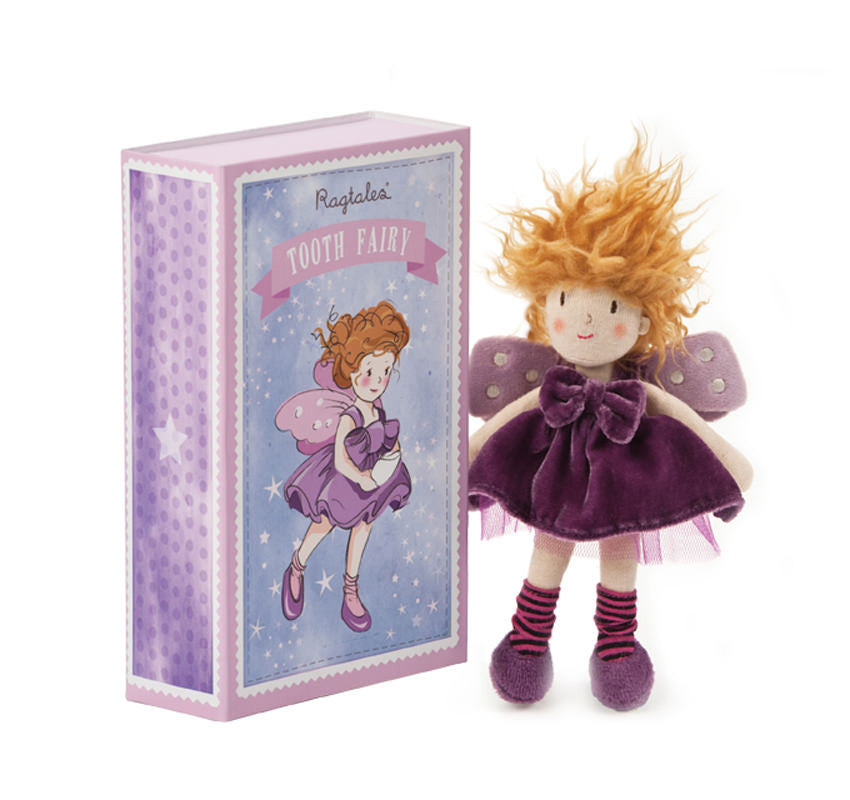 Girl Toothfairy - Ragtales Gifts - Gifts~From~Dawn