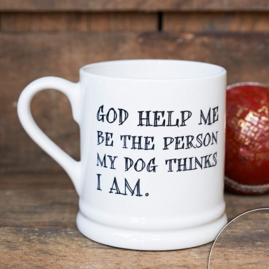 God help Me - Mug - Gifts~From~Dawn