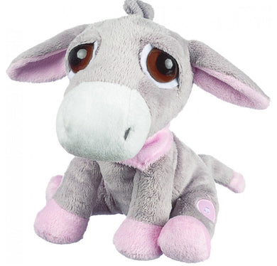 Li'l Peepers Pink/Blue Musical Donkey - Gifts~From~Dawn