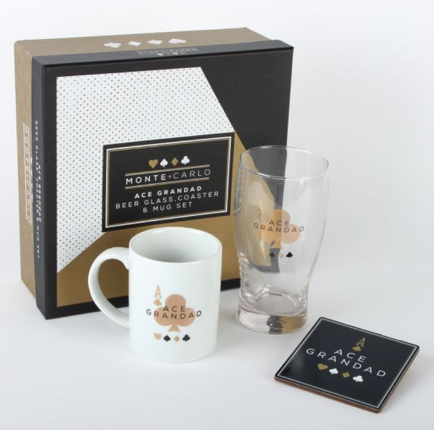 Monte Carlo Grandad Gift Set - Gifts~From~Dawn
