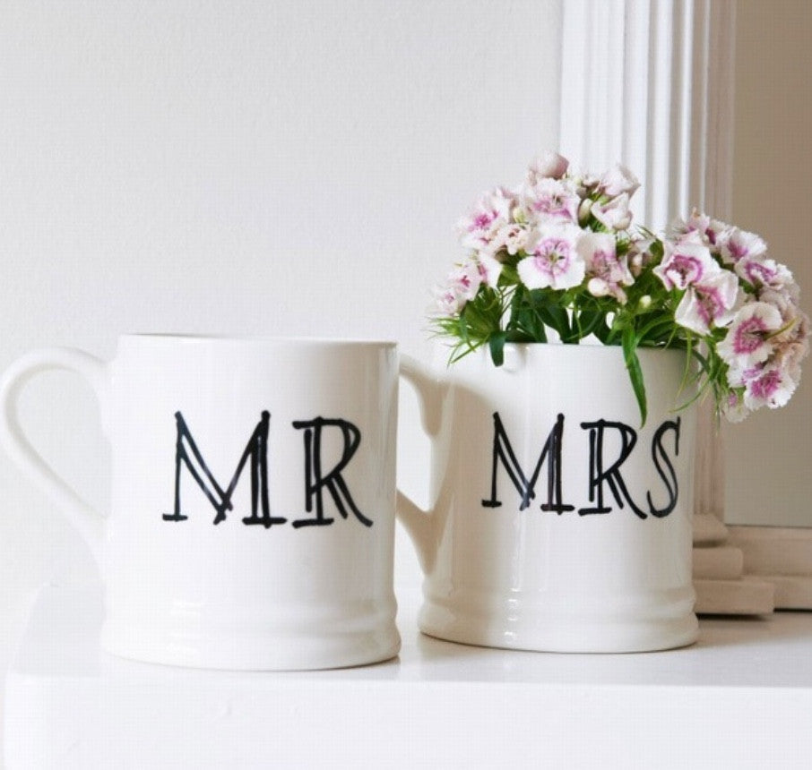 Mr & Mrs Mug - Gifts~From~Dawn