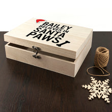 Personalised Pets santa Paws Christmas Eve Box - Gifts~From~Dawn