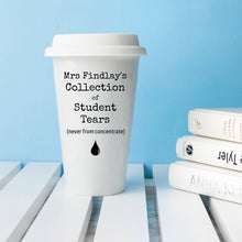 Personalised Students Tears Travel Mug - Gifts~From~Dawn