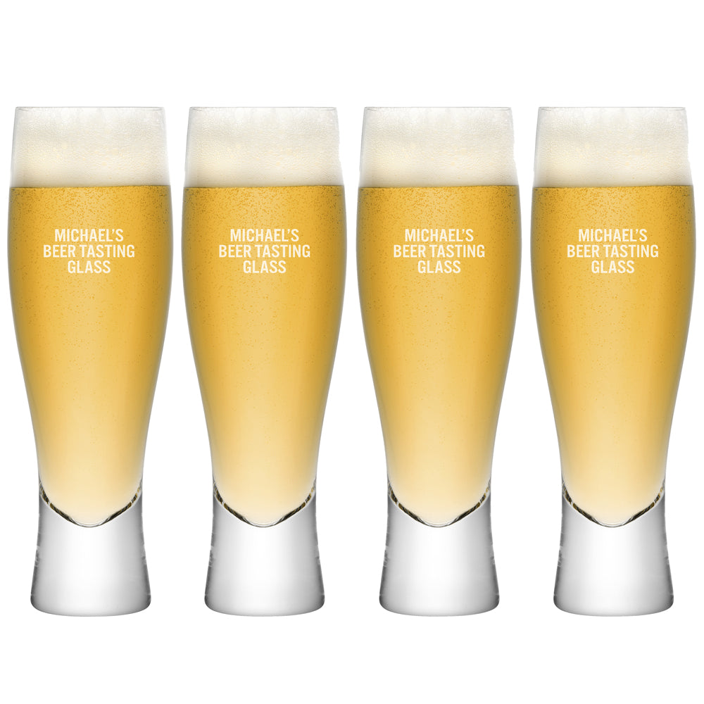 Personalised LSA Beer Tasting Set - Gifts~From~Dawn
