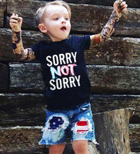 Boys Cotton Tattoo Sleeved Shirts - Gifts~From~Dawn