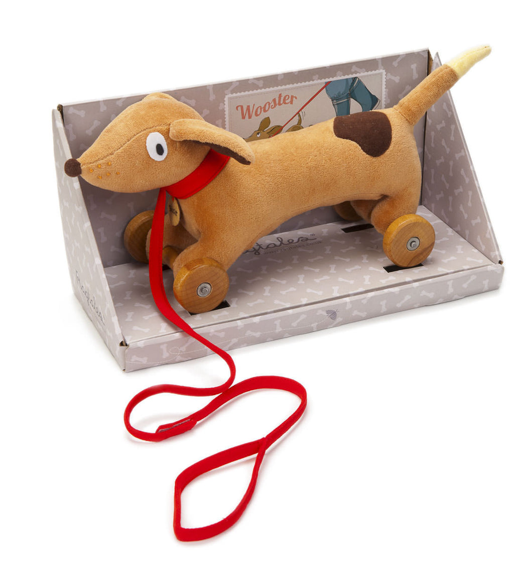 Wooster Pull Along Toy - Ragtales Gifts - Gifts~From~Dawn