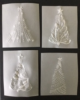Paper Embossing Christmas Cards - 2/12