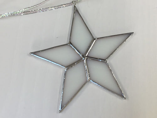 Devon Glass Studio Star