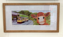 Lucy's Farm Signed Framed Prints