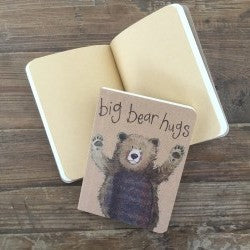 Alex Clark Art Small Kraft Notebooks