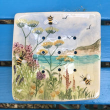 Square Sea, Meadow & Bee Dishes