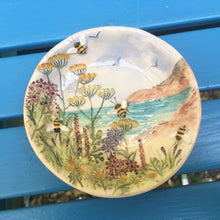 Round Sea, Meadow & Bee Dishes