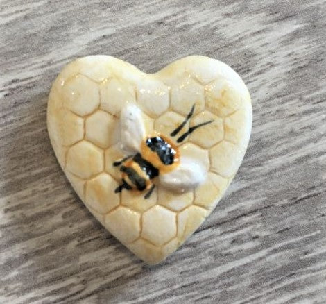Bee Fridge Magnets