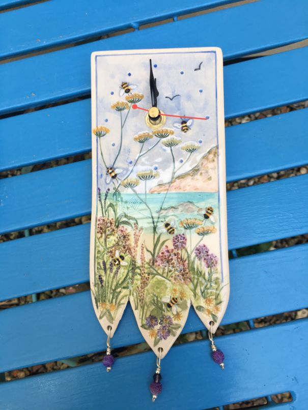 Bee & Meadow Clocks
