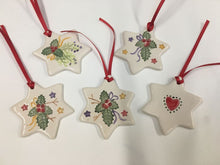 Ceramic Christmas Decorations