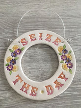 Word Ring Shaped Hangings