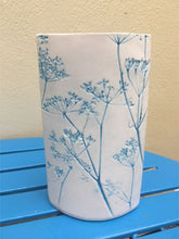 Blue Shed Ceramics Porcelain Vases - Cowslips