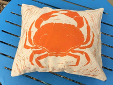 Mackerel, Lobster & Crab Print Cushions