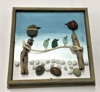 Create a Beach Finds Picture - 19/5 & 12/7