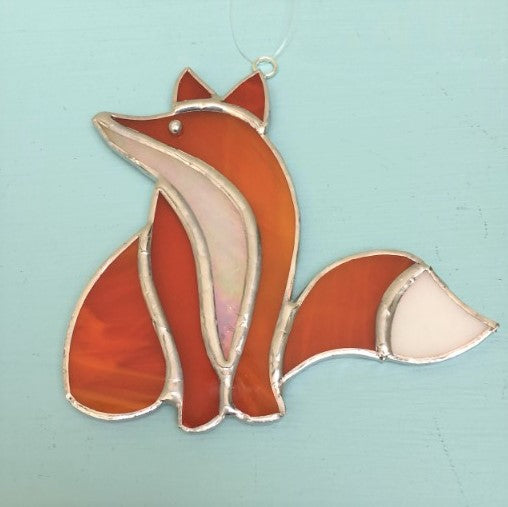 Devon Glass Studio Fox