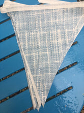 Oil Cloth Bunting